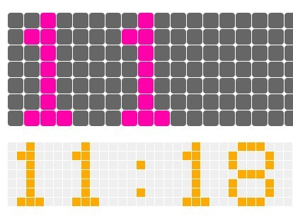 LED Display-Style jQuery Countdown & Clock Plugin ...