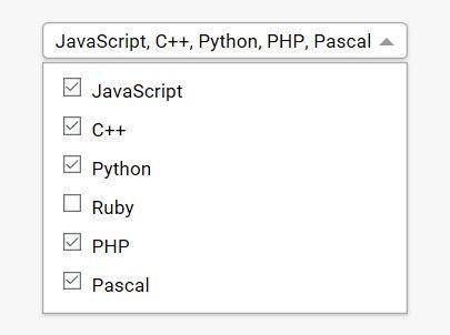 30 Best Multiple Select jQuery Plugins | Web development ...