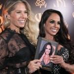 Adriane Galisteu elogia livro de Renata Spallicci