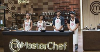 Master Chef bate recorde de audiência