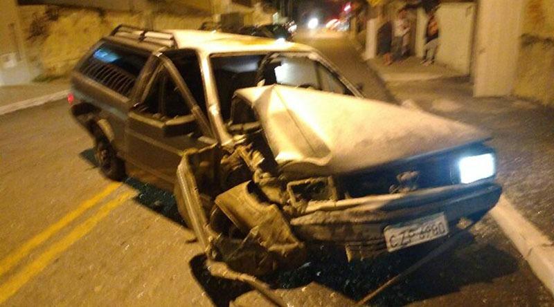 PM prende bando que roubou carro em Jundiaí