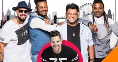 Jundiaí terá show do Sambô e Banda Eva