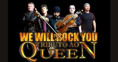 Neste domingo tem tributo ao Queen em Jundiaí