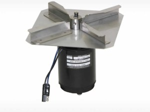 Broadcast Spreader for Utility Vehicles  504U | JRCO Inc