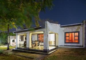 Real estate shot of Hazyview Cabanas
