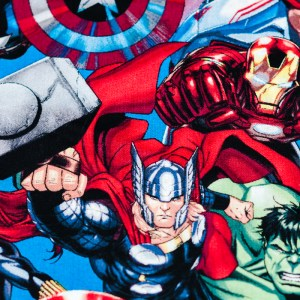 Personalized Avengers Weighted Blanket