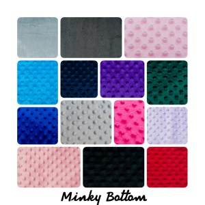 Minky Bottom Fabrics