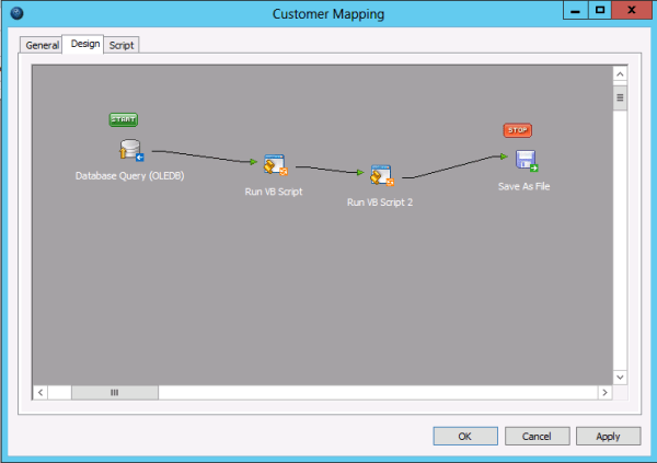 Customer Map - Task