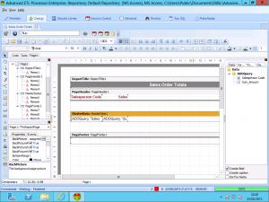 ETL Tools Report Designer