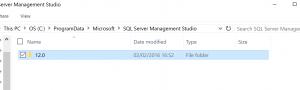 Poor Mans T-SQL Formatter File Changes