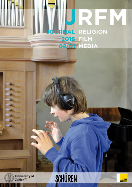 """Cover JRFM#2/1, """"I Sing the body electric"""". Body, Voice, Technology and Religion"""