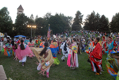 Image result for Spokane Pow Wow