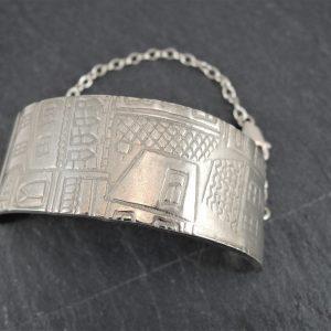 bracelet home en argent 925