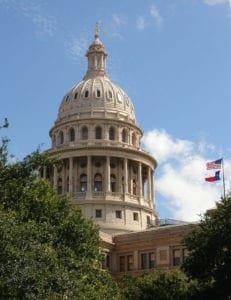 New Texas Laws for 2017-2018