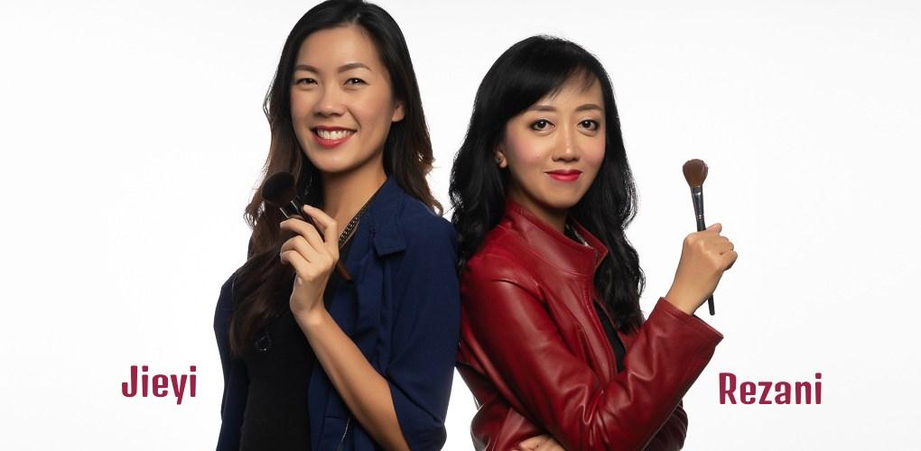 About Us: Rezani & Jieyi