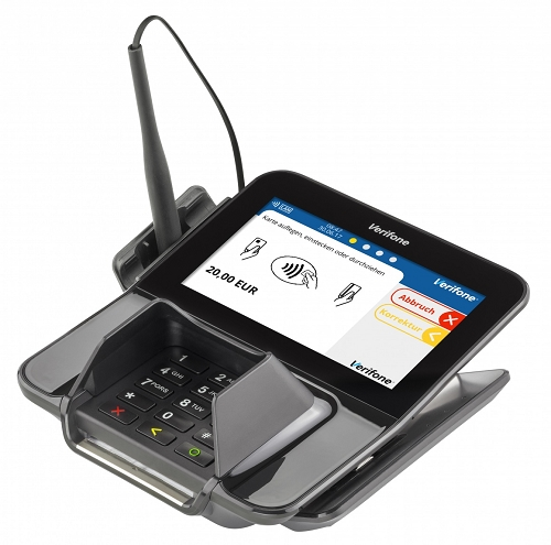 """M400 5"""" FWVGA display Touch Screen, Signature Capture NFC Pin Pad M445-403-01-WWA-5"""