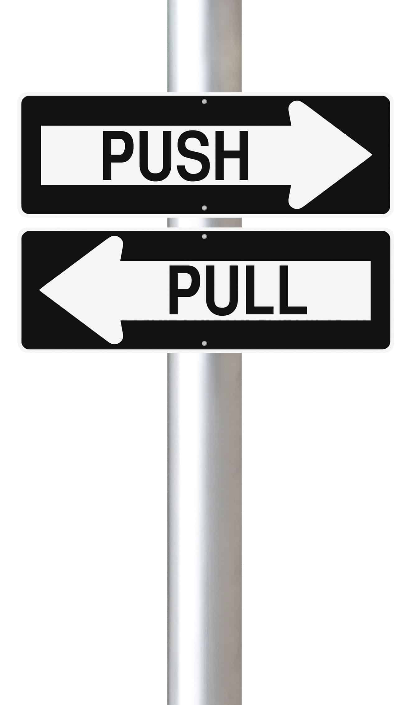 Pushing Vs Pulling Work In Your Agile Project