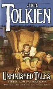Copertina Tony Di Terlizzi dei Racconti Incompiuti di J.R.R. Tolkien