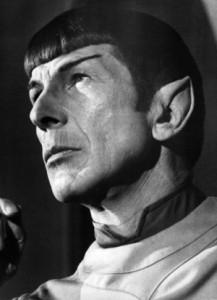 Spock di Star Trek