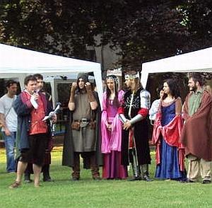 Matrimonio Aragorn Arwen