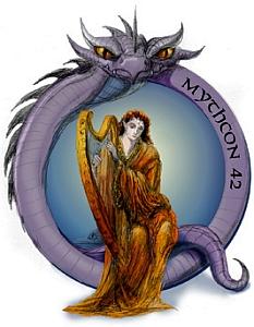 Logo della Mythcon 42