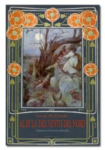 Copertina libro Aldila del vento del nord