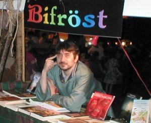 Dario Giansanti del progetto Bifrost