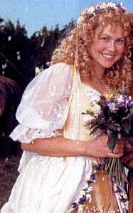 Rosie Cotton al matrimonio