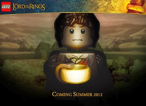 """The Lord of the Rings"" della Lego"