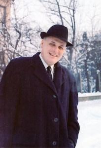 Bill Snyder, produttore, nel 1963