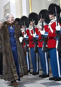 La Regina Margherita II di Danimarca - Foto: Jens Nørgaard Larsen/Scanpix 2012