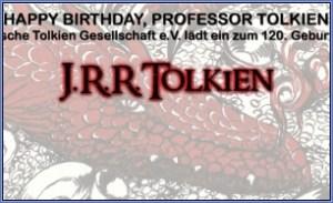 Società tolkieniana tedesca festeggia il Tolkien Toast