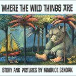 "Libro: ""Where the wind things are"" di Maurice Sendak"