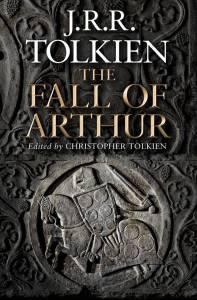 """Libri: copertina di lavoro di """"The fall of Arthur"""""""