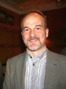 David Brawn, editor della casa editrice Harpercollins