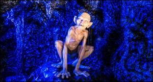 Greisinger Museum: Grotta Gollum