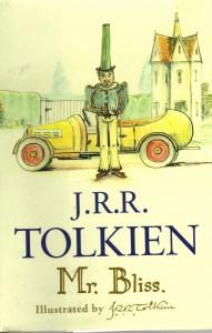 """""""Mr Bliss"""" di J.R.R. Tolkien"""