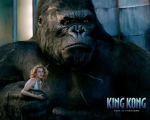 """Film: """"King Kong"""""""