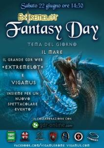 "Eventi: ""Fantasy Day 2"""