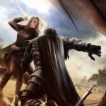 Tiziano Baracchi: Eowyn e il Nazgul