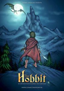 Locandina Lo Hobbit fan film