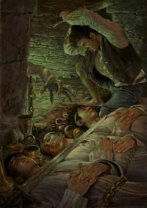 Lo Spettro dei Tumuli - Andrea Piparo