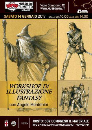 Locandina Workshop Montanini