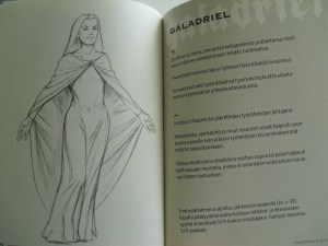 Galadriel - Management by Sauron