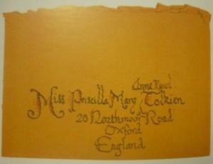 Lettera di Babbo Natale a Priscilla