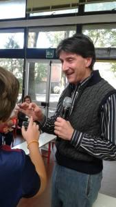 Claudio Testi a Ferrara