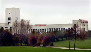 Liverpool: il Littlewoods Pools Building