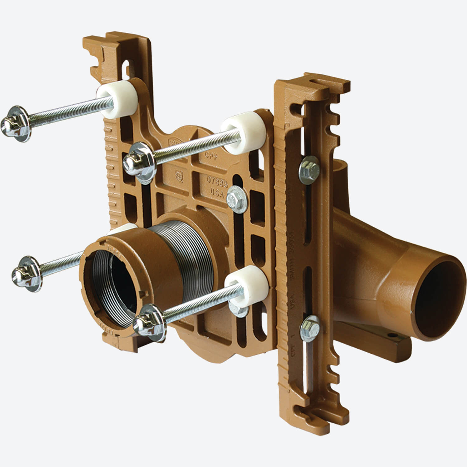 Horizontal Fittings Extra Heavy Duty 750 Lbs For Siphon