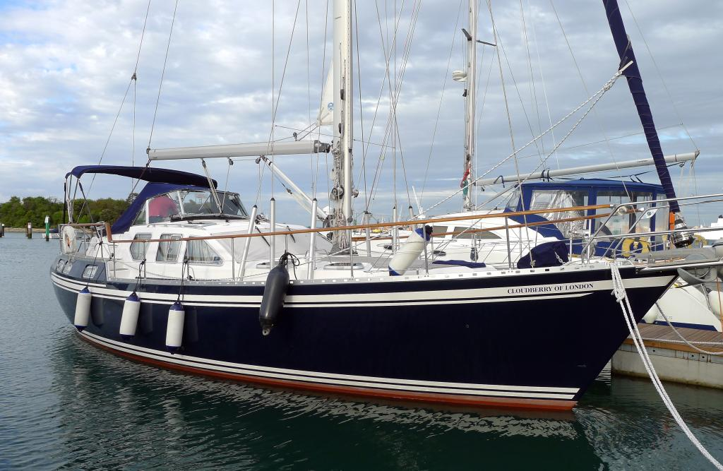 Sell My Yacht With John Rodriguez Yachts Solent Based