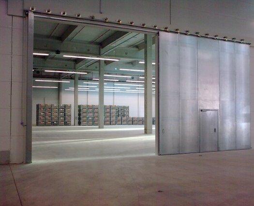 tyverisikring og brandsikring brandporte METACON SGS - 09
